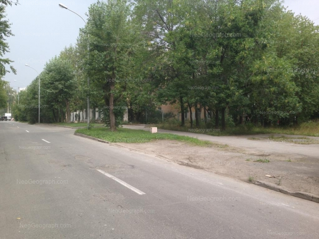 Адрес(а) на фотографии: улица Баумана, 29А, Екатеринбург