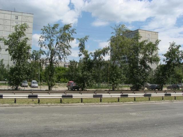 Address(es) on photo: Nachdiva Onufrieva street, 60, 62, Yekaterinburg