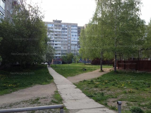 Address(es) on photo: Reshetnikova driveway, 2, 4, 6, Yekaterinburg