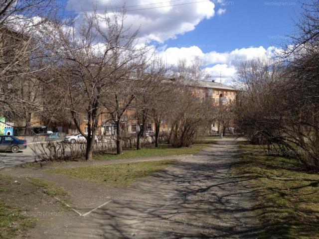 Адрес(а) на фотографии: улица Мира, 3, Екатеринбург
