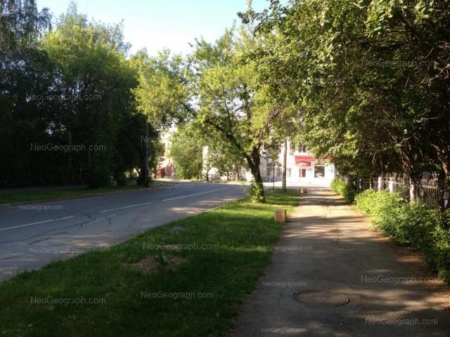 Адрес(а) на фотографии: Черниговский переулок, 11, Екатеринбург