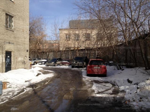 Адрес(а) на фотографии: Комвузовская улица, 2, 4, Екатеринбург