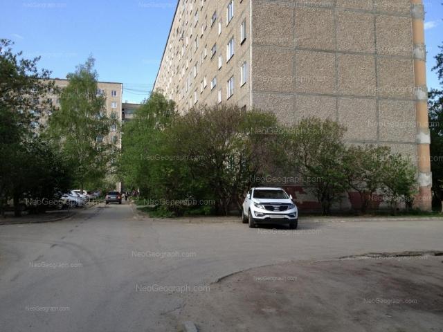 Адрес(а) на фотографии: улица Академика Бардина, 39/1, 39/2, Екатеринбург