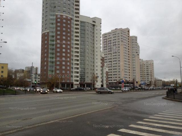 Адрес(а) на фотографии: Луганская улица, 2, 4, Екатеринбург