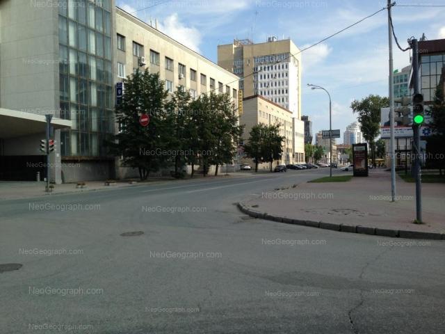 Адрес(а) на фотографии: улица Маршала Жукова, 4А, 6, Екатеринбург