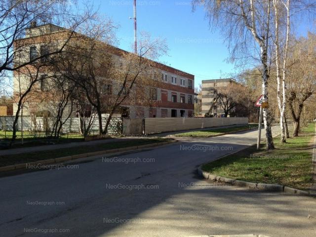 Адрес(а) на фотографии: Сортировочная улица, 14, 16, Екатеринбург