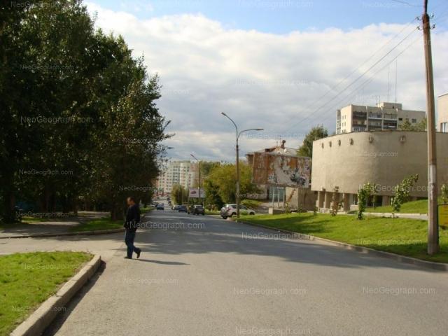 улица Пальмиро Тольятти, 8, Екатеринбург: Областная станция переливания крови