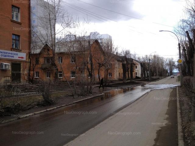 Адрес(а) на фотографии: Коуровская улица, 14, 16, 18, 20, Екатеринбург