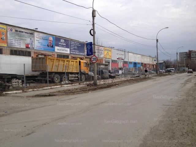 Адрес(а) на фотографии: улица Раевского, 13, Екатеринбург