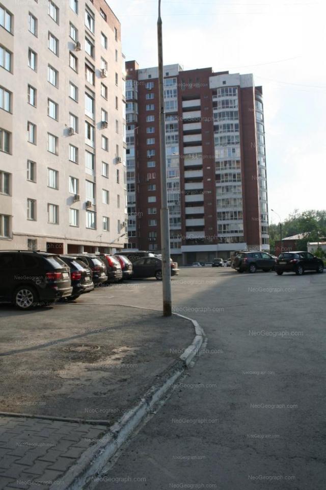 Адрес(а) на фотографии: Ботаническая улица, 17, 19, Екатеринбург