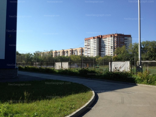Адрес(а) на фотографии: улица Патриса Лумумбы, 36, Екатеринбург