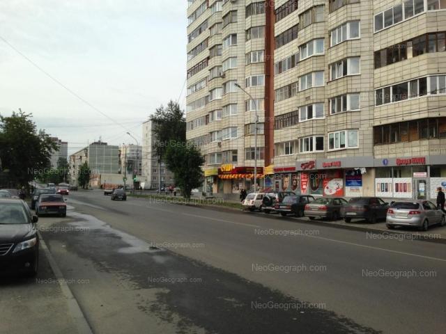 Адрес(а) на фотографии: Заводская улица, 40, 42, Екатеринбург