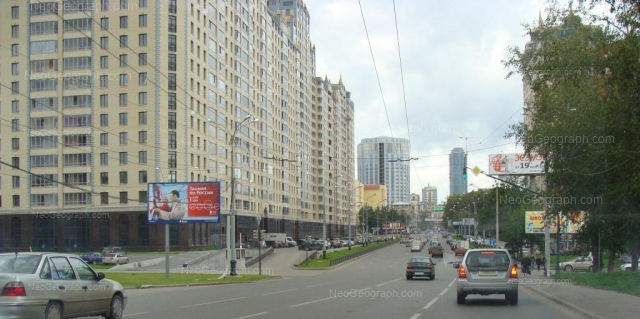 Адрес(а) на фотографии: улица Белинского, 85, 86, Екатеринбург