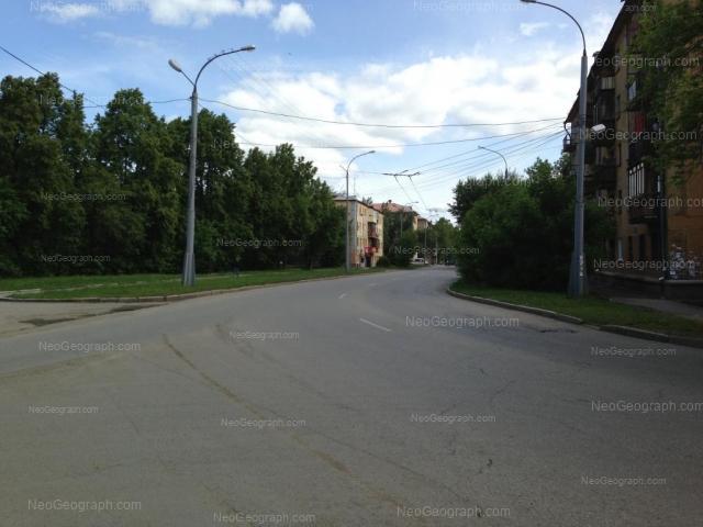 Адрес(а) на фотографии: улица 40-летия Октября, 6, Екатеринбург