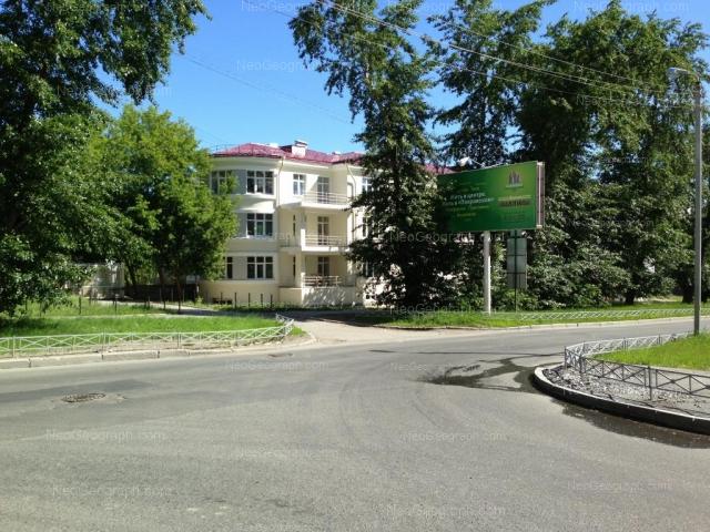 Адрес(а) на фотографии: улица Попова, 28, Екатеринбург