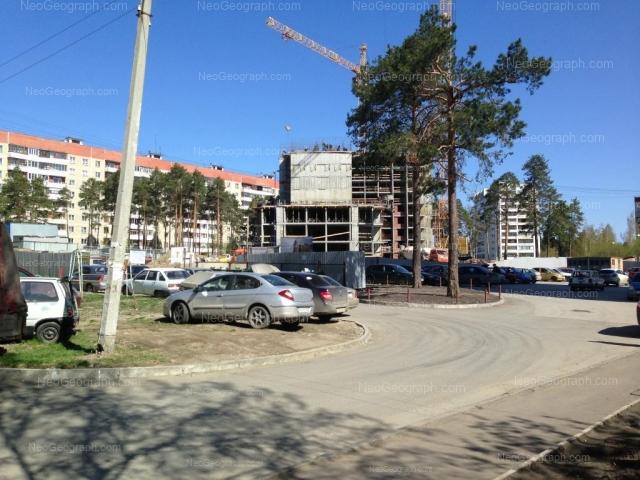 Адрес(а) на фотографии: Ангарская улица, 26, 30, Екатеринбург