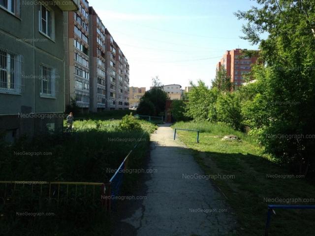 Адрес(а) на фотографии: Боровая улица, 21А, 25, Екатеринбург