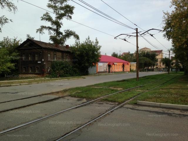 Адрес(а) на фотографии: Красноуральская улица, 2, Екатеринбург