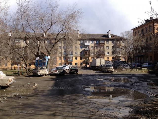 Адрес(а) на фотографии: Техническая улица, 46, 48, Екатеринбург