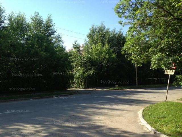 Адрес(а) на фотографии: Медицинский переулок, 4, Екатеринбург