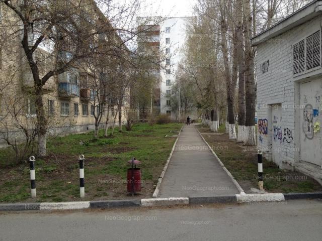 Адрес(а) на фотографии: Посадская улица, 28/3, Екатеринбург