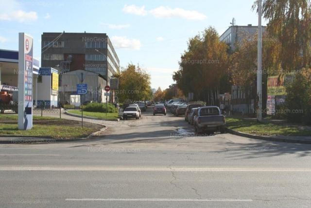 Address(es) on photo: Tsvilinga street, 3, 4, 7, Yekaterinburg
