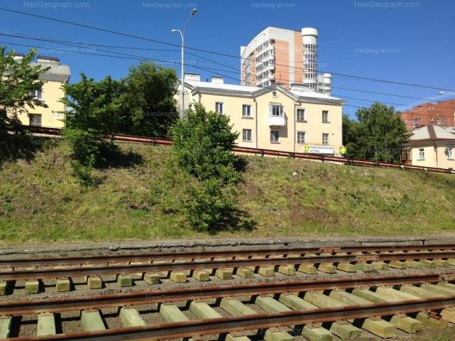 Address(es) on photo: Malisheva street, 3, 4Б, Yekaterinburg