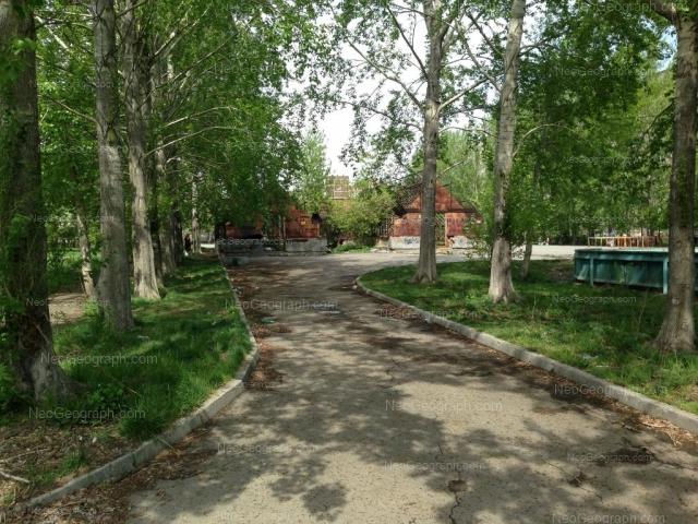 Адрес(а) на фотографии: Автомагистральная улица, 23, Екатеринбург