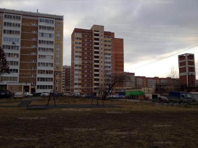 Адрес(а) на фотографии: Ухтомская улица, 45, Екатеринбург
