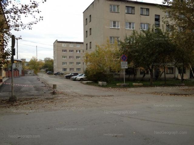 Адрес(а) на фотографии: Выездной переулок, 8, 8А, Екатеринбург
