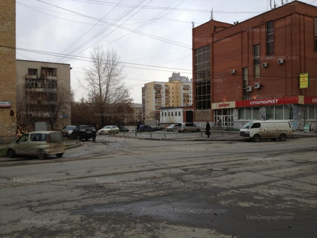 Address(es) on photo: Uktusskaya street, 47, 58, Yekaterinburg