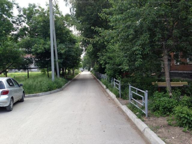 Адрес(а) на фотографии: Кировградская улица, 73а, 77, Екатеринбург