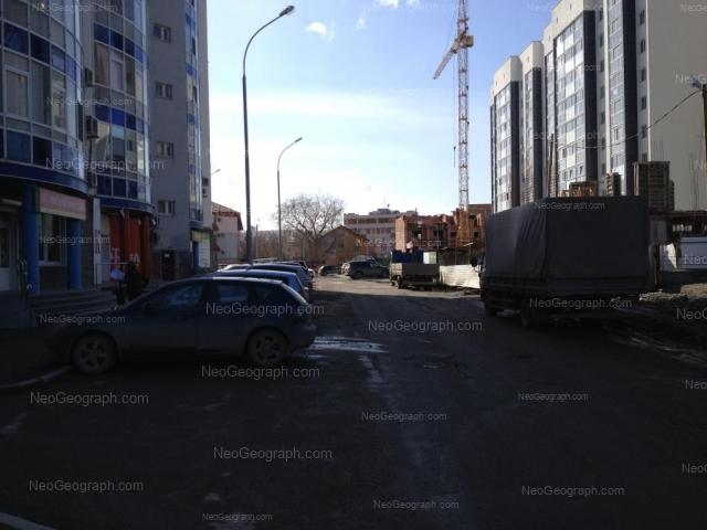 Адрес(а) на фотографии: улица Шевелёва, 5, 8, Екатеринбург