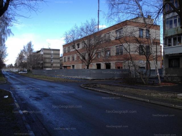 Адрес(а) на фотографии: Сортировочная улица, 16, 18, Екатеринбург