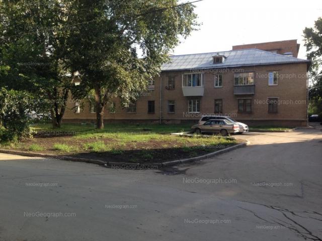 Адрес(а) на фотографии: улица Электриков, 20, Екатеринбург