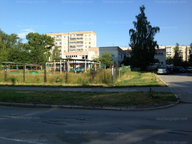 Адрес(а) на фотографии: улица Индустрии, 51, Екатеринбург
