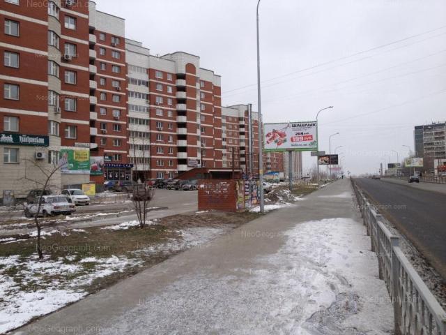 Адрес(а) на фотографии: улица Готвальда, 6/2, 6/3, 6/4, 11, Екатеринбург