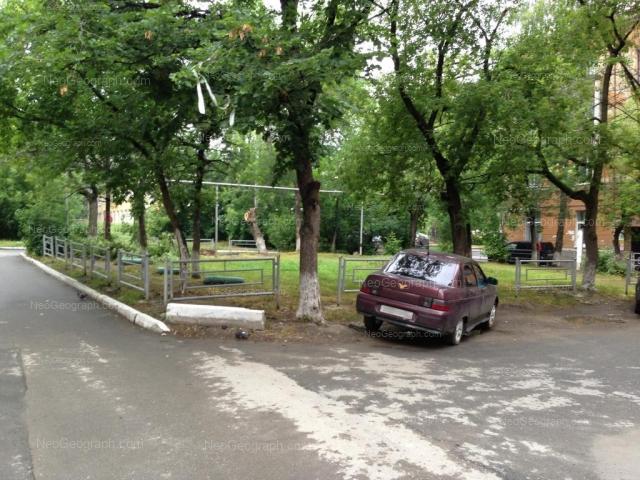 Адрес(а) на фотографии: Симбирский переулок, 7, 7а, Екатеринбург