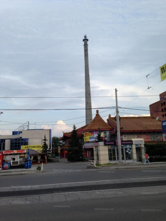 Адрес(а) на фотографии: улица Куйбышева, 38, 38А, Екатеринбург