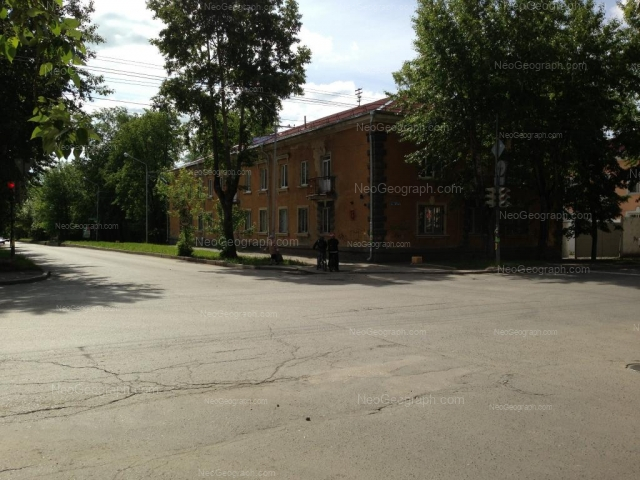 Адрес(а) на фотографии: улица XXII Партсъезда, 13, Екатеринбург