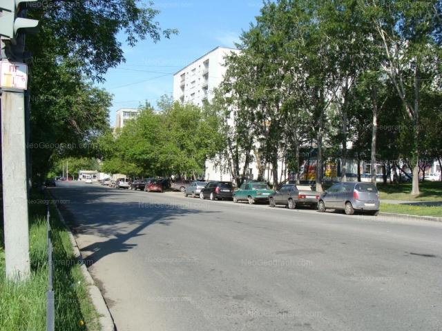 Адрес(а) на фотографии: Восточная улица, 184, 184а, Екатеринбург