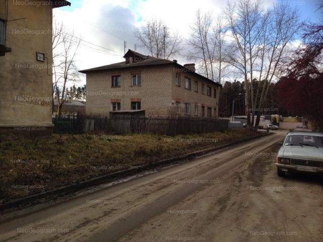 Address(es) on photo: Khvoinaya street, 81, Yekaterinburg