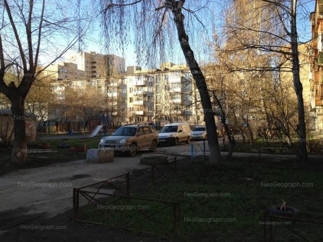 Адрес(а) на фотографии: улица Бехтерева, 3, 6, Екатеринбург