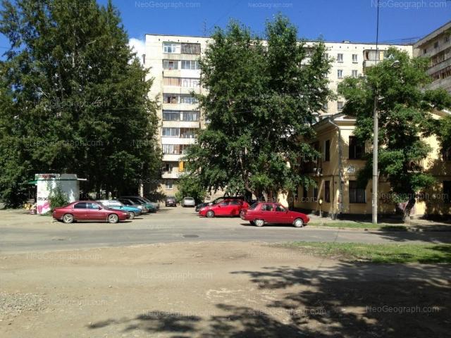 Адрес(а) на фотографии: Стахановская улица, 23, 29, Екатеринбург