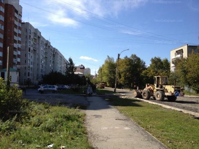Address(es) on photo: Kobozeva street, 14, Yekaterinburg