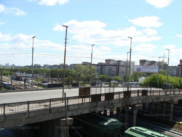 Address(es) on photo: Cherepanova street, 4, Yekaterinburg