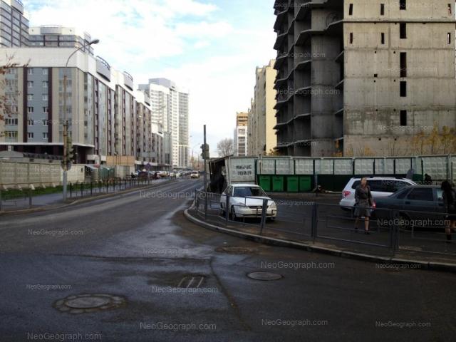 Address(es) on photo: Yumasheva street, 4, 5, Yekaterinburg