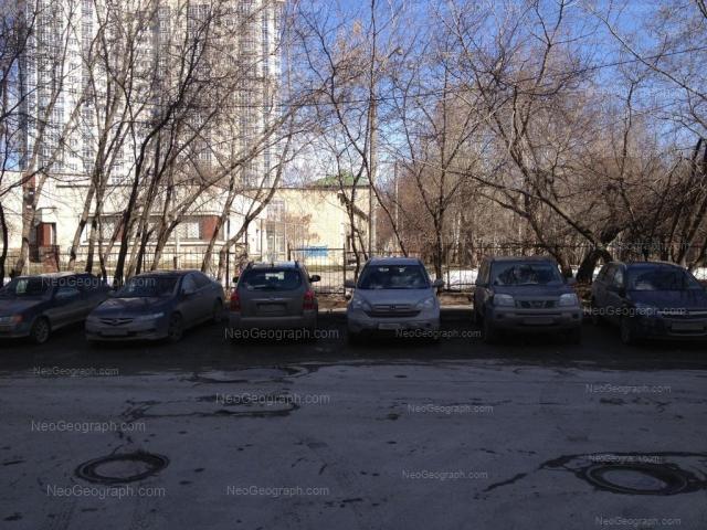 Адрес(а) на фотографии: Северный переулок, 4, Екатеринбург