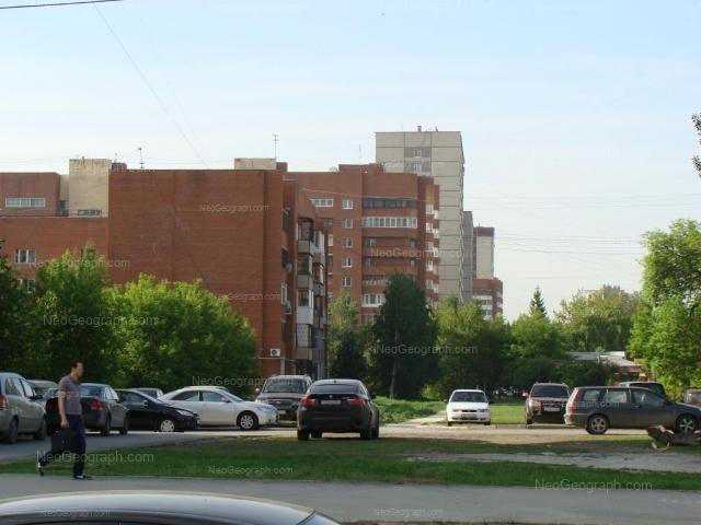 Адрес(а) на фотографии: улица Фурманова, 67, 106, Екатеринбург