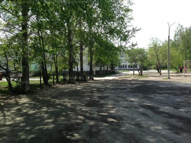 Адрес(а) на фотографии: улица Пехотинцев, 15, Екатеринбург
